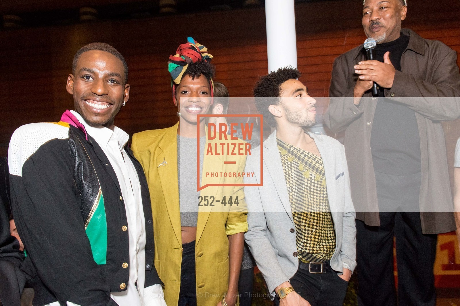 Jeffrey Van Sciver, Courtney Henry, MIchael Montgomery, Alonzo King, Alonzo King LINES Ballet Opening Night Party, St. Regis Hotel. 125 3rd St, November 6th, 2015,Drew Altizer, Drew Altizer Photography, full-service agency, private events, San Francisco photographer, photographer california