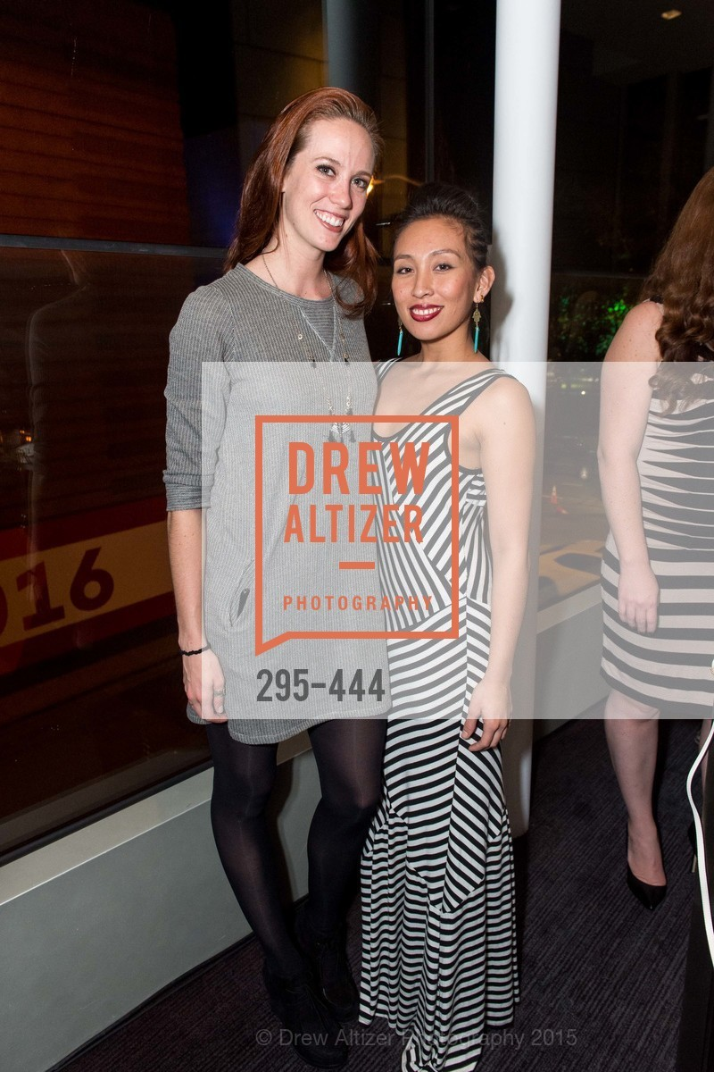 Madeline DeVries, Alexandria Diaz DeLata, Alonzo King LINES Ballet Opening Night Party, St. Regis Hotel. 125 3rd St, November 6th, 2015,Drew Altizer, Drew Altizer Photography, full-service agency, private events, San Francisco photographer, photographer california