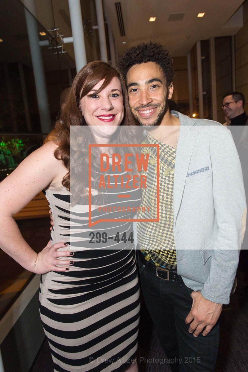 Tara Kayton, MIchael Montgomery, Alonzo King LINES Ballet Opening Night Party, St. Regis Hotel. 125 3rd St, November 6th, 2015,Drew Altizer, Drew Altizer Photography, full-service agency, private events, San Francisco photographer, photographer california
