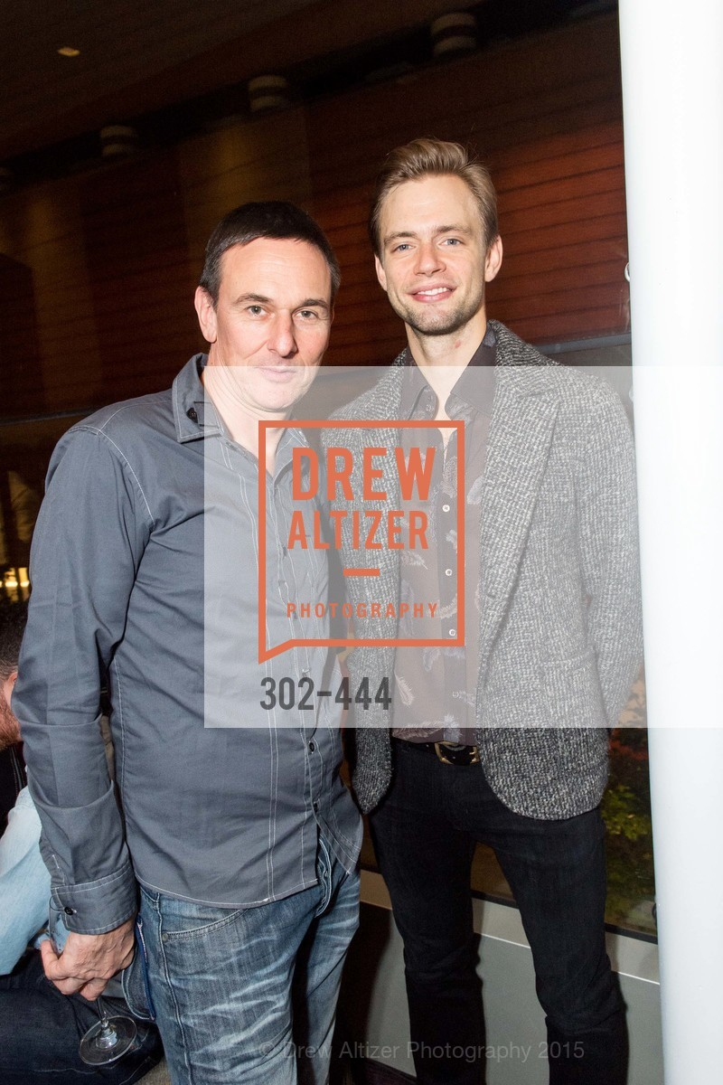 Axel Morgenthaler, Brett Conway, Alonzo King LINES Ballet Opening Night Party, St. Regis Hotel. 125 3rd St, November 6th, 2015,Drew Altizer, Drew Altizer Photography, full-service agency, private events, San Francisco photographer, photographer california