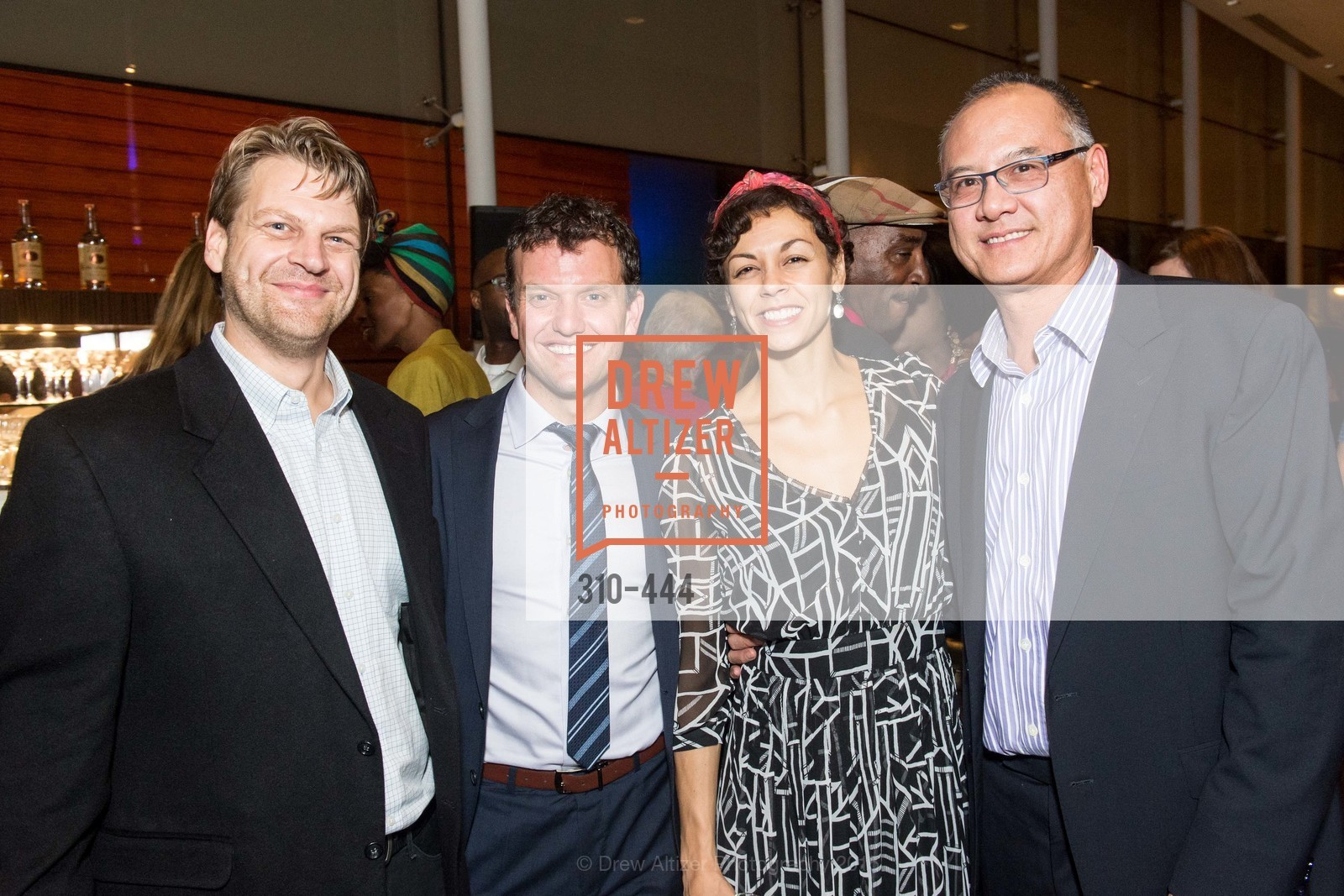 Karim Baer, Kara Wilkes, Hal Long, Alonzo King LINES Ballet Opening Night Party, St. Regis Hotel. 125 3rd St, November 6th, 2015,Drew Altizer, Drew Altizer Photography, full-service event agency, private events, San Francisco photographer, photographer California