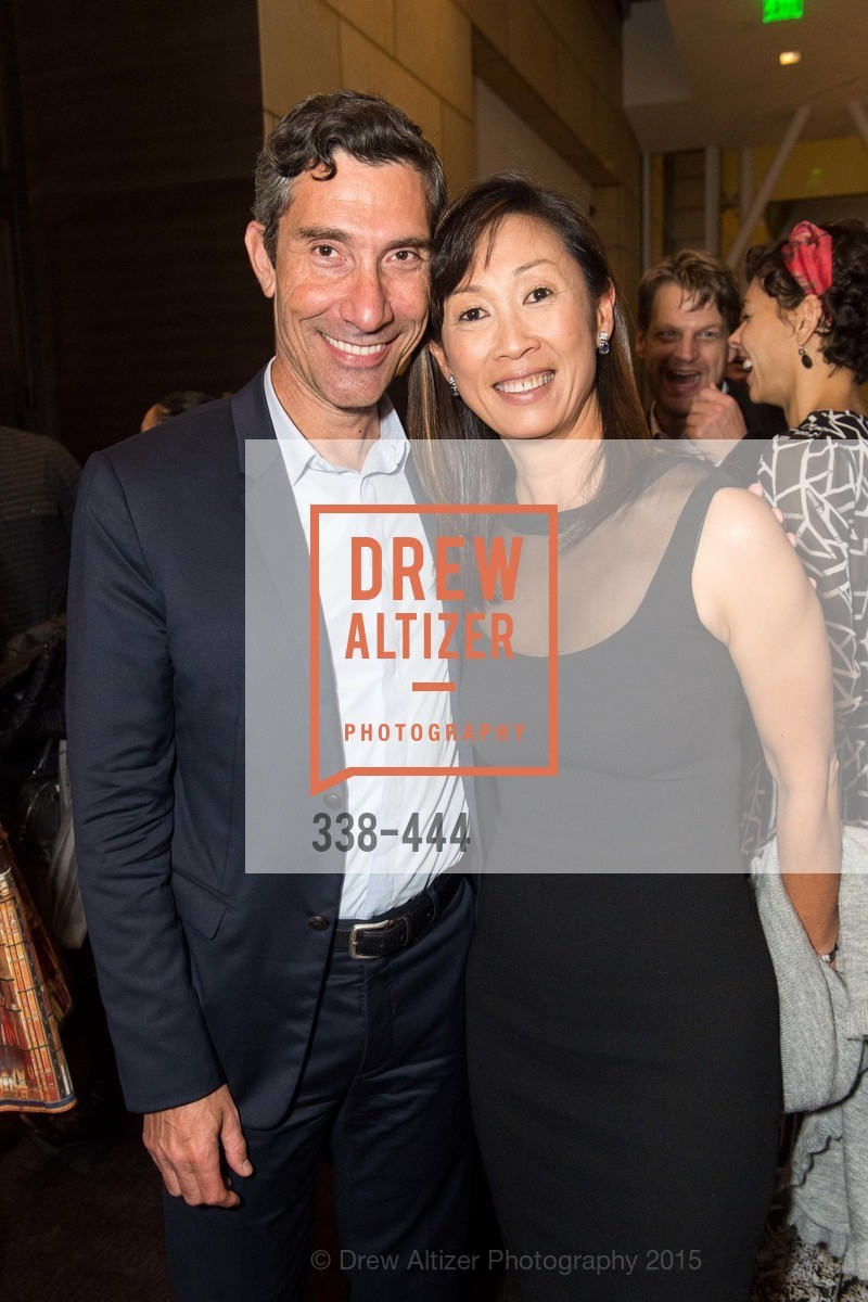 Jean-Marc Torre, Lucia Choi-Dalton, Alonzo King LINES Ballet Opening Night Party, St. Regis Hotel. 125 3rd St, November 6th, 2015,Drew Altizer, Drew Altizer Photography, full-service agency, private events, San Francisco photographer, photographer california