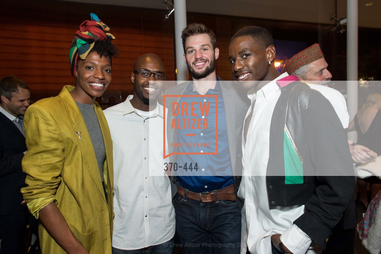 Courtney Henry, Steve Tucker, Robb Beresford, Jeffrey Van Sciver, Alonzo King LINES Ballet Opening Night Party, St. Regis Hotel. 125 3rd St, November 6th, 2015,Drew Altizer, Drew Altizer Photography, full-service agency, private events, San Francisco photographer, photographer california