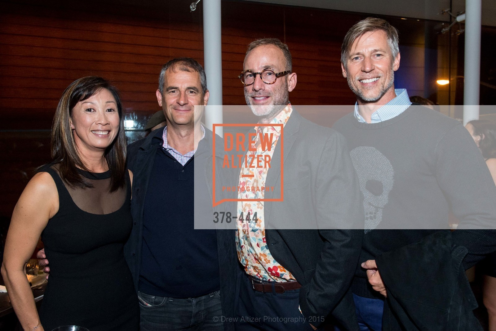 Lucia Choi-Dalton, Mike Dellard, Troy Luchessi, Peter Alwast, Alonzo King LINES Ballet Opening Night Party, St. Regis Hotel. 125 3rd St, November 6th, 2015,Drew Altizer, Drew Altizer Photography, full-service agency, private events, San Francisco photographer, photographer california
