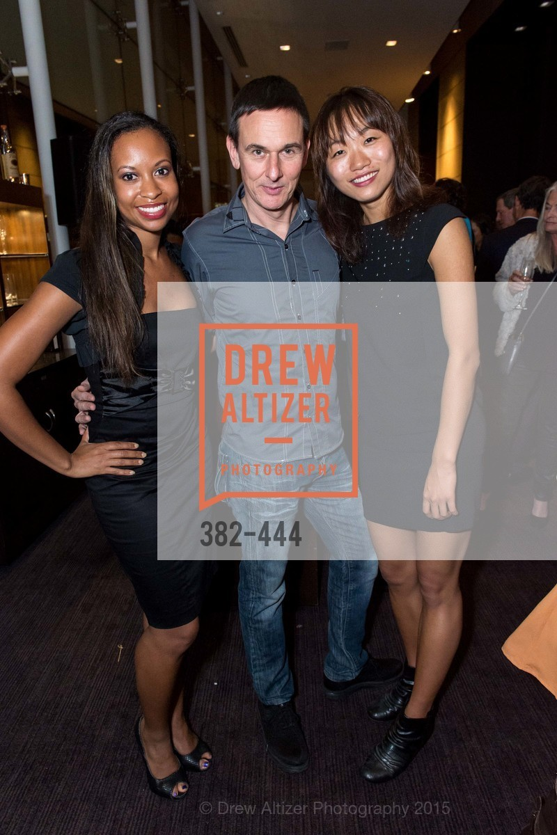 Ashley Jackson, Axel Morgenthaler, Yujin Kim, Alonzo King LINES Ballet Opening Night Party, St. Regis Hotel. 125 3rd St, November 6th, 2015,Drew Altizer, Drew Altizer Photography, full-service agency, private events, San Francisco photographer, photographer california