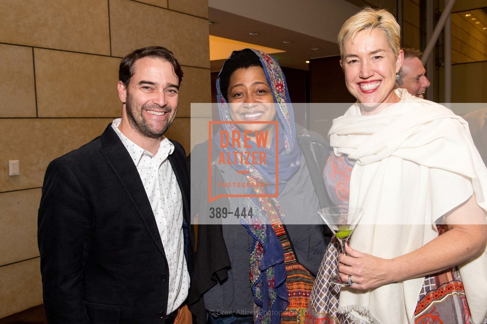 Jeff McDonald, Lisa Fischer, Gina Tordjeman, Alonzo King LINES Ballet Opening Night Party, St. Regis Hotel. 125 3rd St, November 6th, 2015,Drew Altizer, Drew Altizer Photography, full-service agency, private events, San Francisco photographer, photographer california