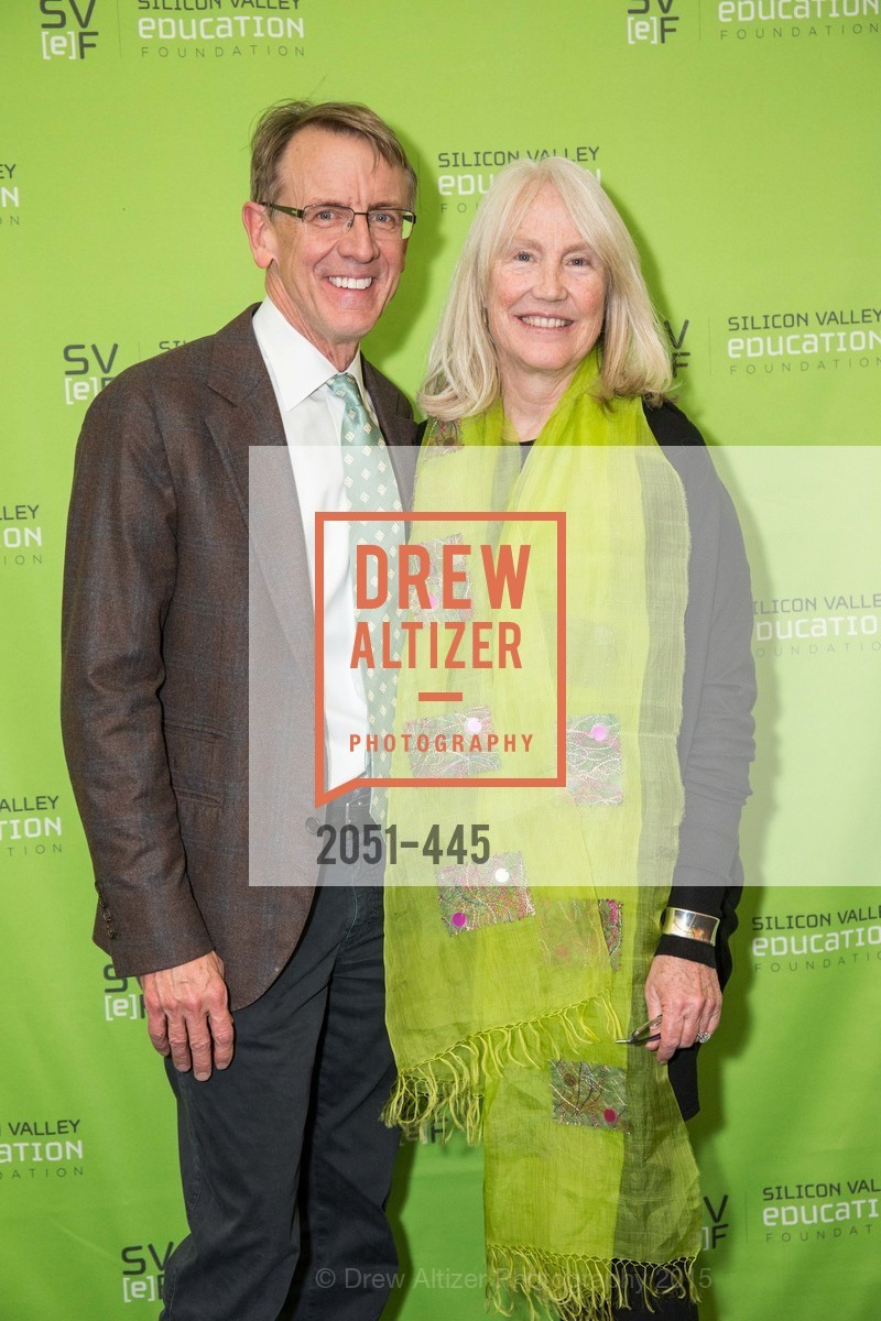 John Doerr, Ann Doerr, Silicon Valley Education Foundation's PIONEERS & PURPOSE, Computer History Museum. 1401 N. Shoreline Blvd, November 4th, 2015,Drew Altizer, Drew Altizer Photography, full-service agency, private events, San Francisco photographer, photographer california