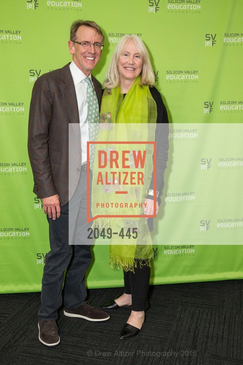 John Doerr, Ann Doerr, Silicon Valley Education Foundation's PIONEERS & PURPOSE, Computer History Museum. 1401 N. Shoreline Blvd, November 4th, 2015,Drew Altizer, Drew Altizer Photography, full-service event agency, private events, San Francisco photographer, photographer California