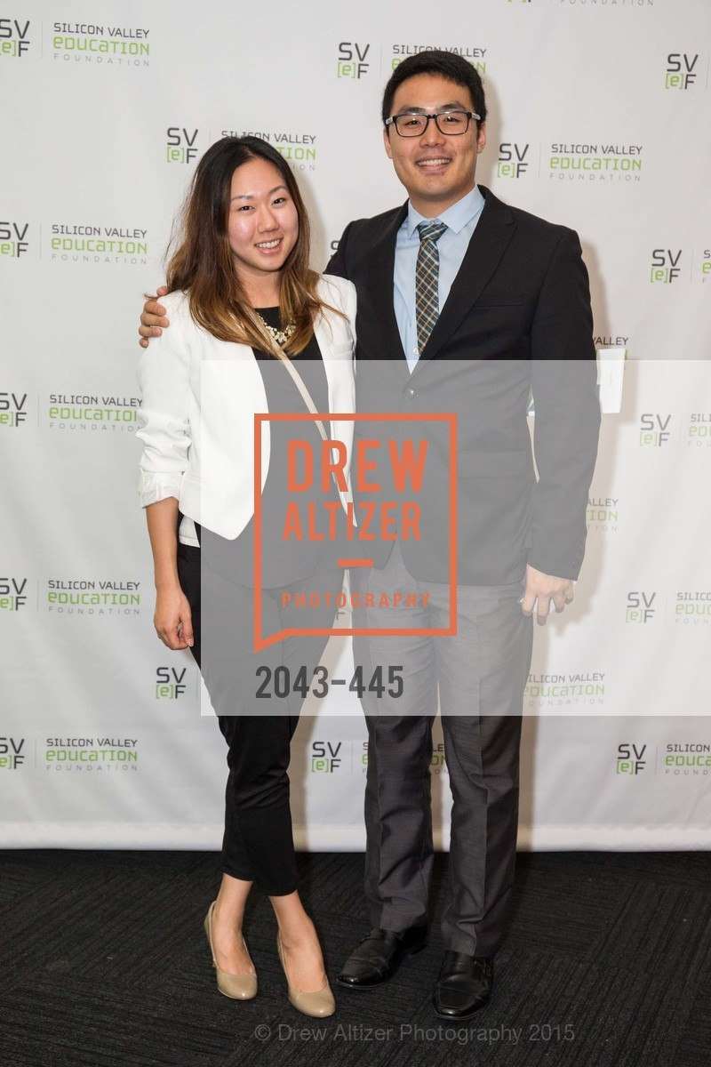 Jessica Kim, Eric Park, Silicon Valley Education Foundation's PIONEERS & PURPOSE, Computer History Museum. 1401 N. Shoreline Blvd, November 4th, 2015,Drew Altizer, Drew Altizer Photography, full-service agency, private events, San Francisco photographer, photographer california