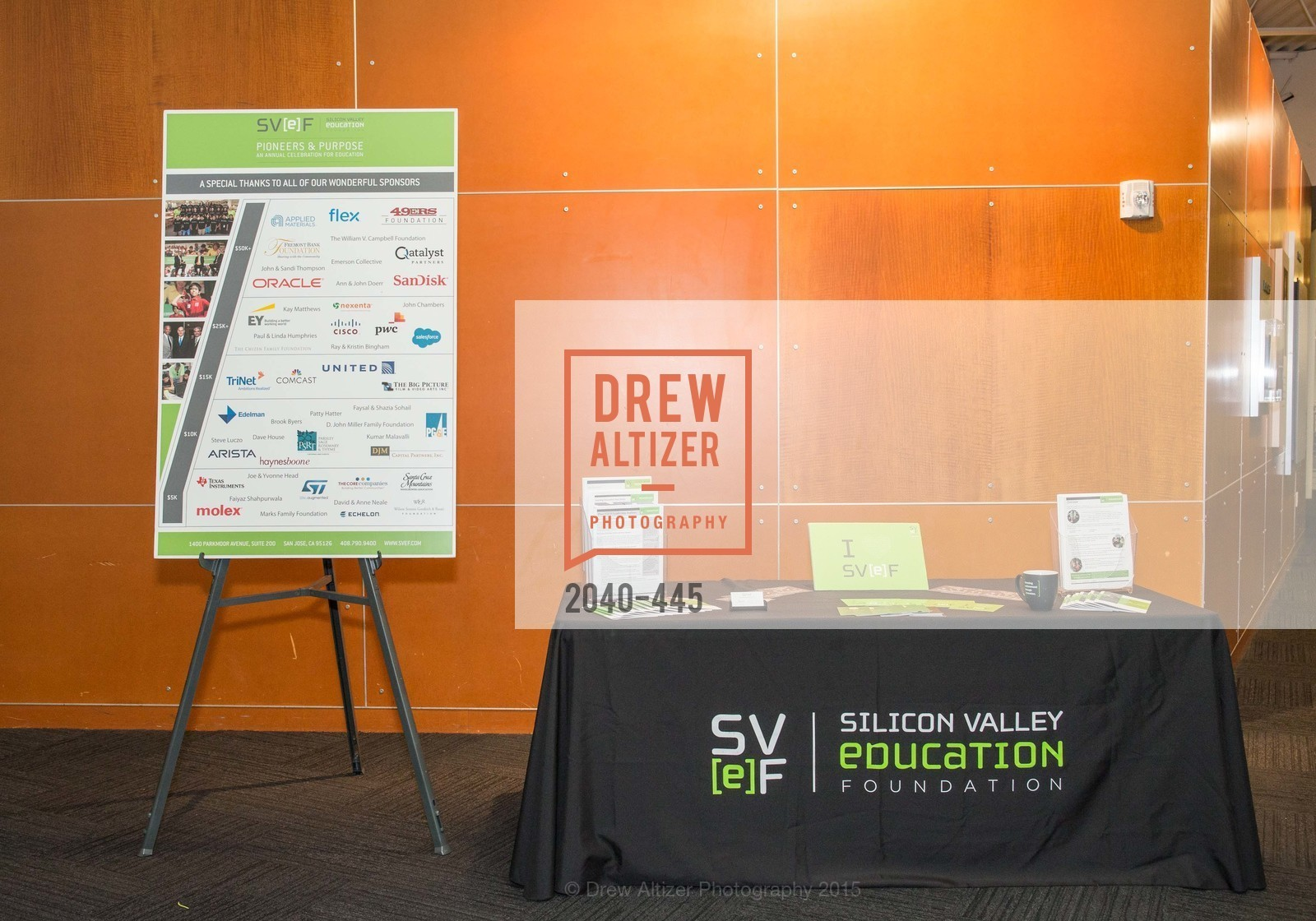 Atmosphere, Silicon Valley Education Foundation's PIONEERS & PURPOSE, Computer History Museum. 1401 N. Shoreline Blvd, November 4th, 2015,Drew Altizer, Drew Altizer Photography, full-service agency, private events, San Francisco photographer, photographer california