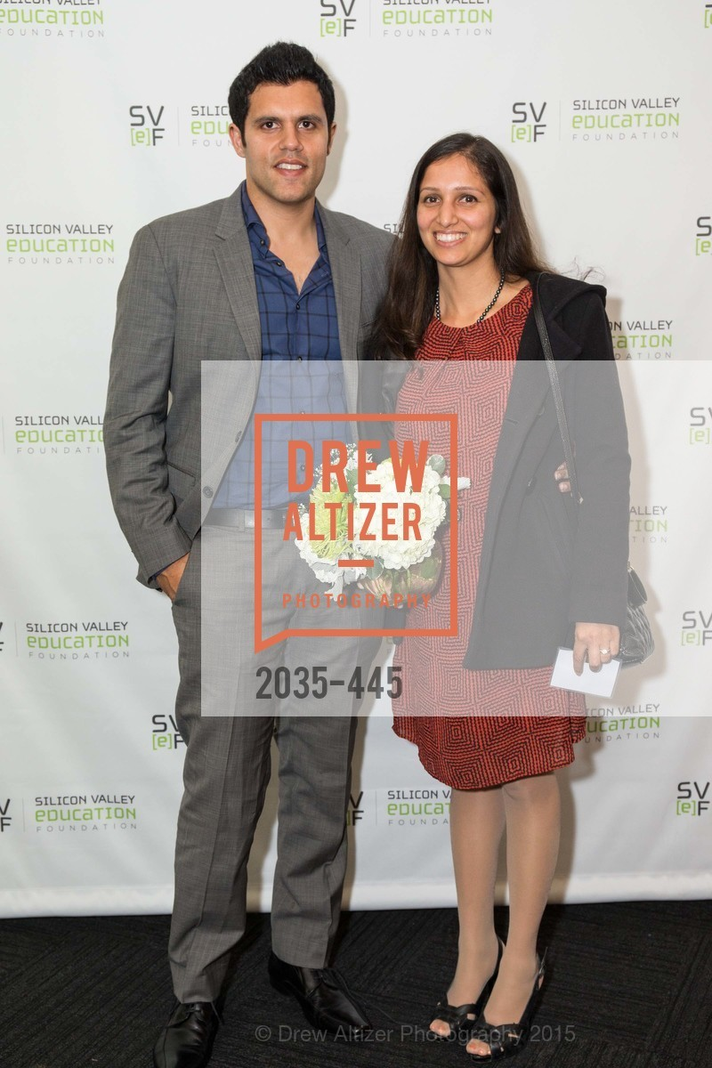 Oneal Bhambani, Shiloni Bhambani, Silicon Valley Education Foundation's PIONEERS & PURPOSE, Computer History Museum. 1401 N. Shoreline Blvd, November 4th, 2015,Drew Altizer, Drew Altizer Photography, full-service agency, private events, San Francisco photographer, photographer california