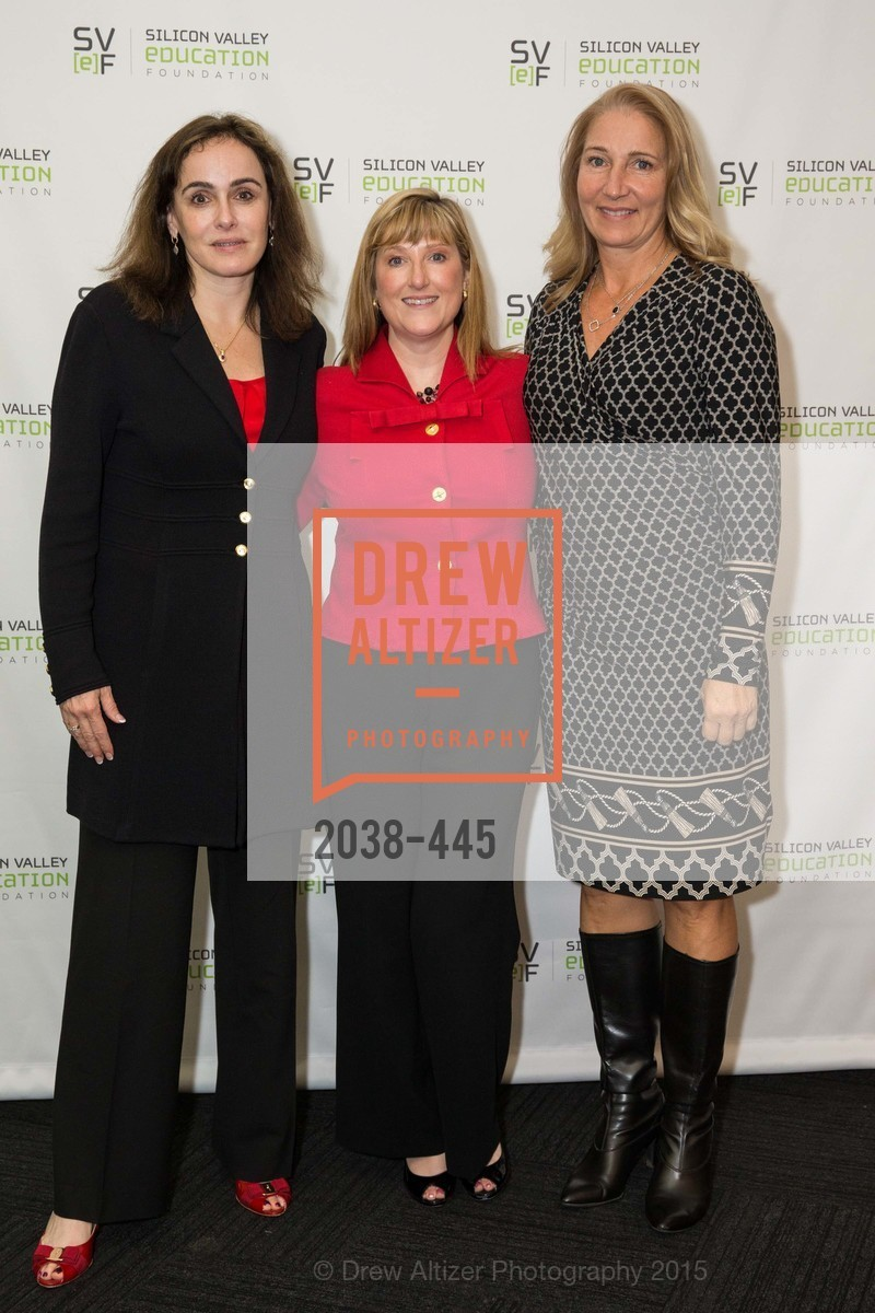 Anna Pinczuk, Karen Mangia, Jen Cashman, Silicon Valley Education Foundation's PIONEERS & PURPOSE, Computer History Museum. 1401 N. Shoreline Blvd, November 4th, 2015,Drew Altizer, Drew Altizer Photography, full-service agency, private events, San Francisco photographer, photographer california