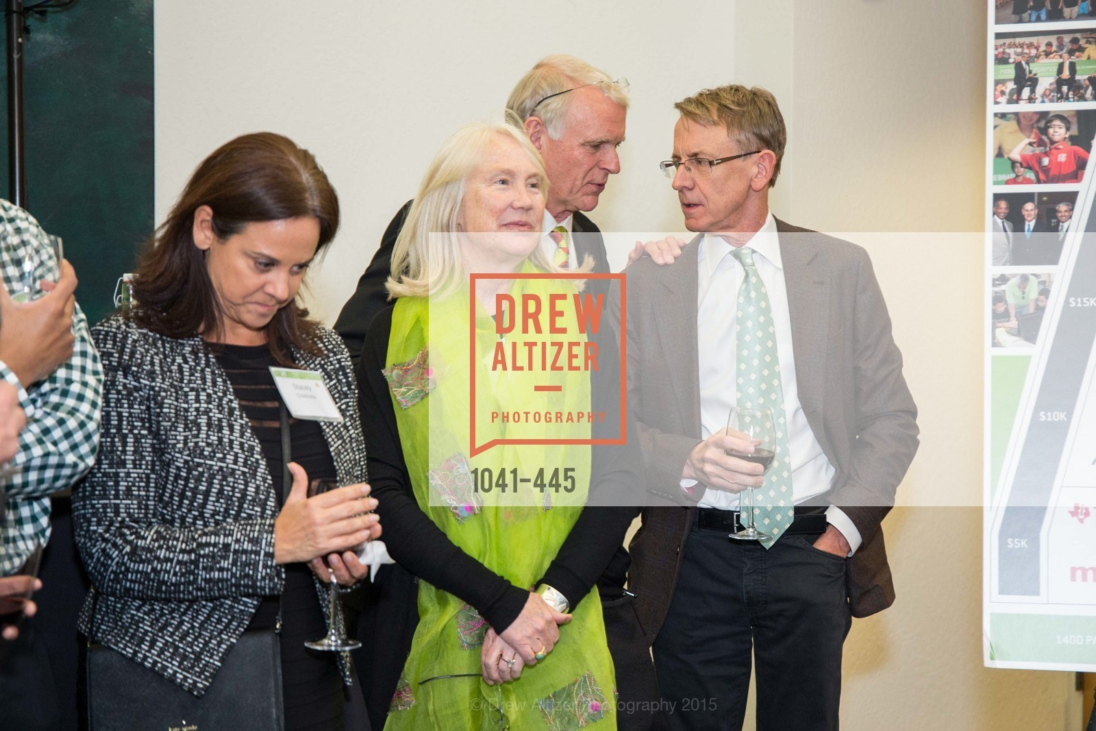 Stacey Childress, Ann Doerr, Dave House, John Doerr, Silicon Valley Education Foundation's PIONEERS & PURPOSE, Computer History Museum. 1401 N. Shoreline Blvd, November 4th, 2015,Drew Altizer, Drew Altizer Photography, full-service agency, private events, San Francisco photographer, photographer california