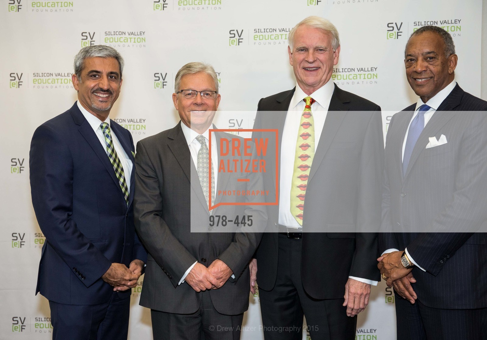 Muhammed Chaudhry, Paul Humphries, Dave House, John W. Thompson, Silicon Valley Education Foundation's PIONEERS & PURPOSE, Computer History Museum. 1401 N. Shoreline Blvd, November 4th, 2015,Drew Altizer, Drew Altizer Photography, full-service agency, private events, San Francisco photographer, photographer california