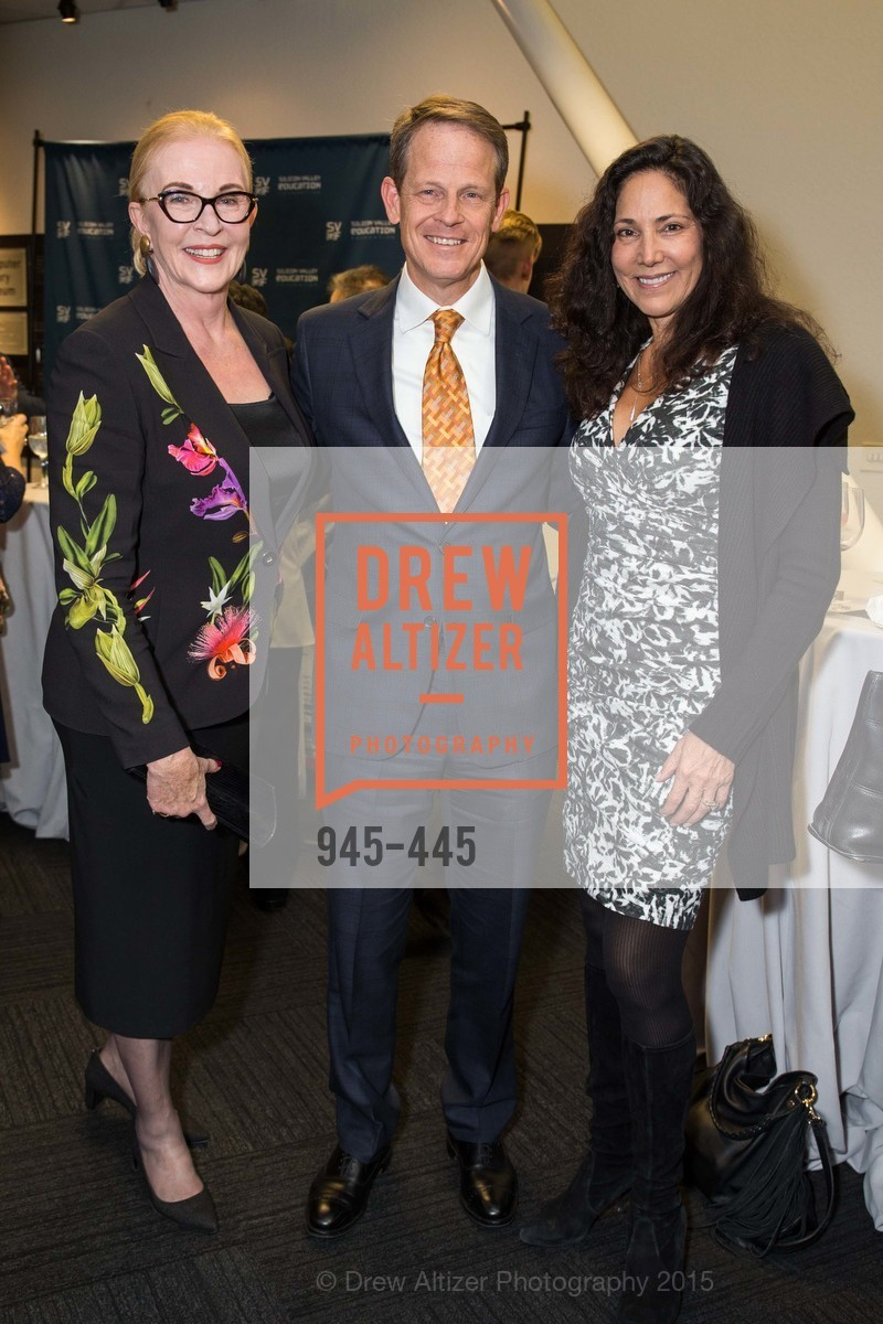 Sally Pera, Tim Ritchie, Devyani Kamdar, Silicon Valley Education Foundation's PIONEERS & PURPOSE, Computer History Museum. 1401 N. Shoreline Blvd, November 4th, 2015,Drew Altizer, Drew Altizer Photography, full-service agency, private events, San Francisco photographer, photographer california