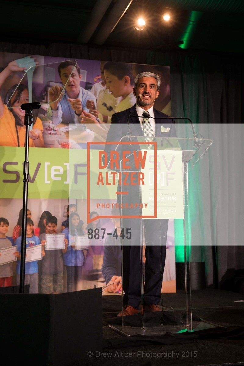 Muhammed Chaudhry, Silicon Valley Education Foundation's PIONEERS & PURPOSE, Computer History Museum. 1401 N. Shoreline Blvd, November 4th, 2015,Drew Altizer, Drew Altizer Photography, full-service event agency, private events, San Francisco photographer, photographer California