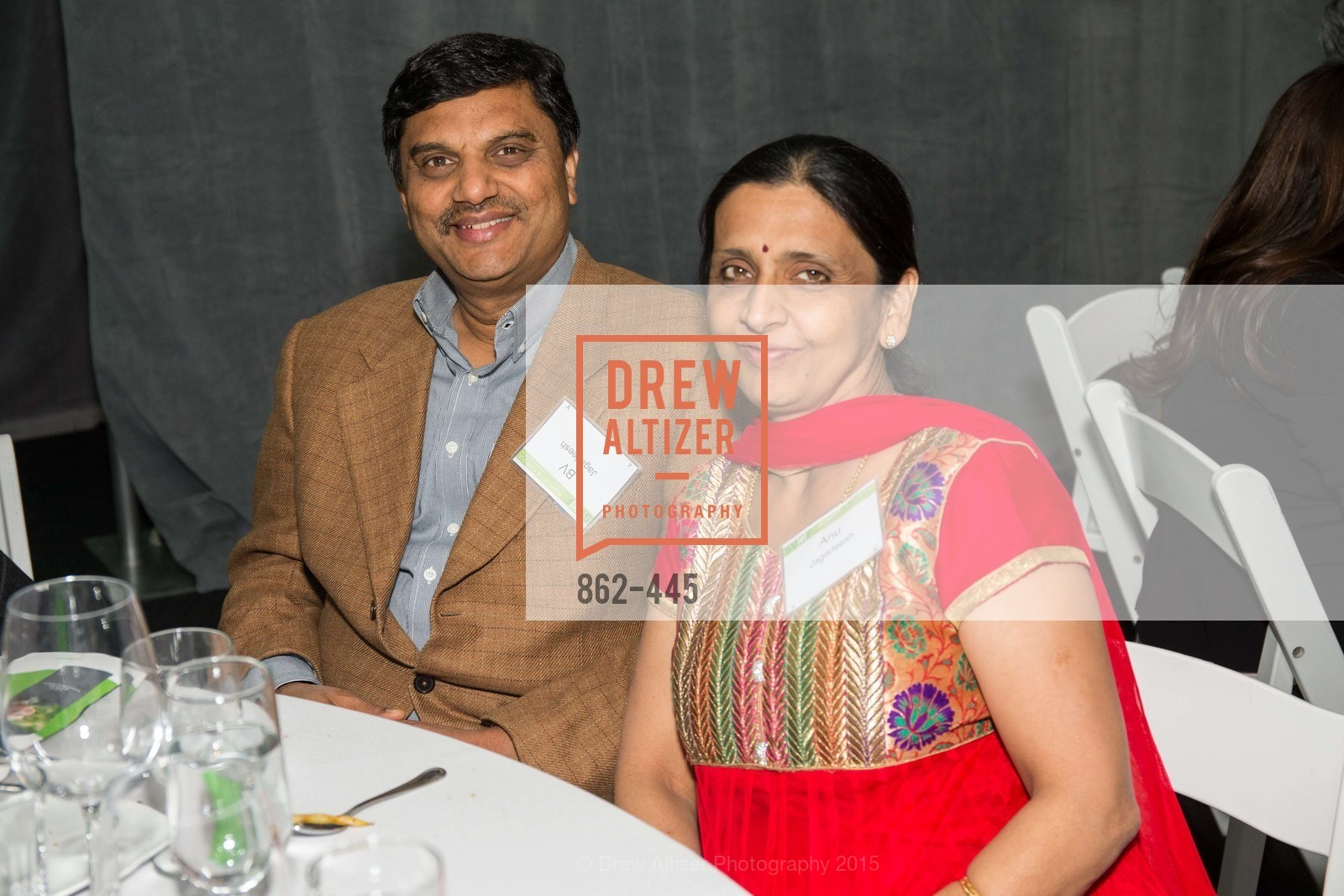 BV Jagadeesh, Anu Jagadeesh, Silicon Valley Education Foundation's PIONEERS & PURPOSE, Computer History Museum. 1401 N. Shoreline Blvd, November 4th, 2015,Drew Altizer, Drew Altizer Photography, full-service agency, private events, San Francisco photographer, photographer california