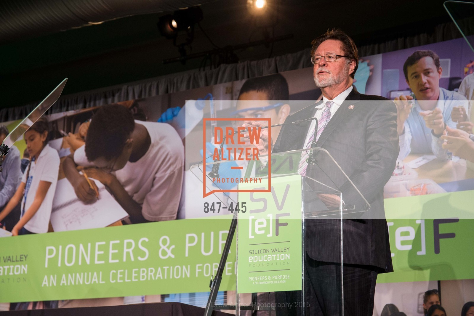 John York, Silicon Valley Education Foundation's PIONEERS & PURPOSE, Computer History Museum. 1401 N. Shoreline Blvd, November 4th, 2015,Drew Altizer, Drew Altizer Photography, full-service event agency, private events, San Francisco photographer, photographer California