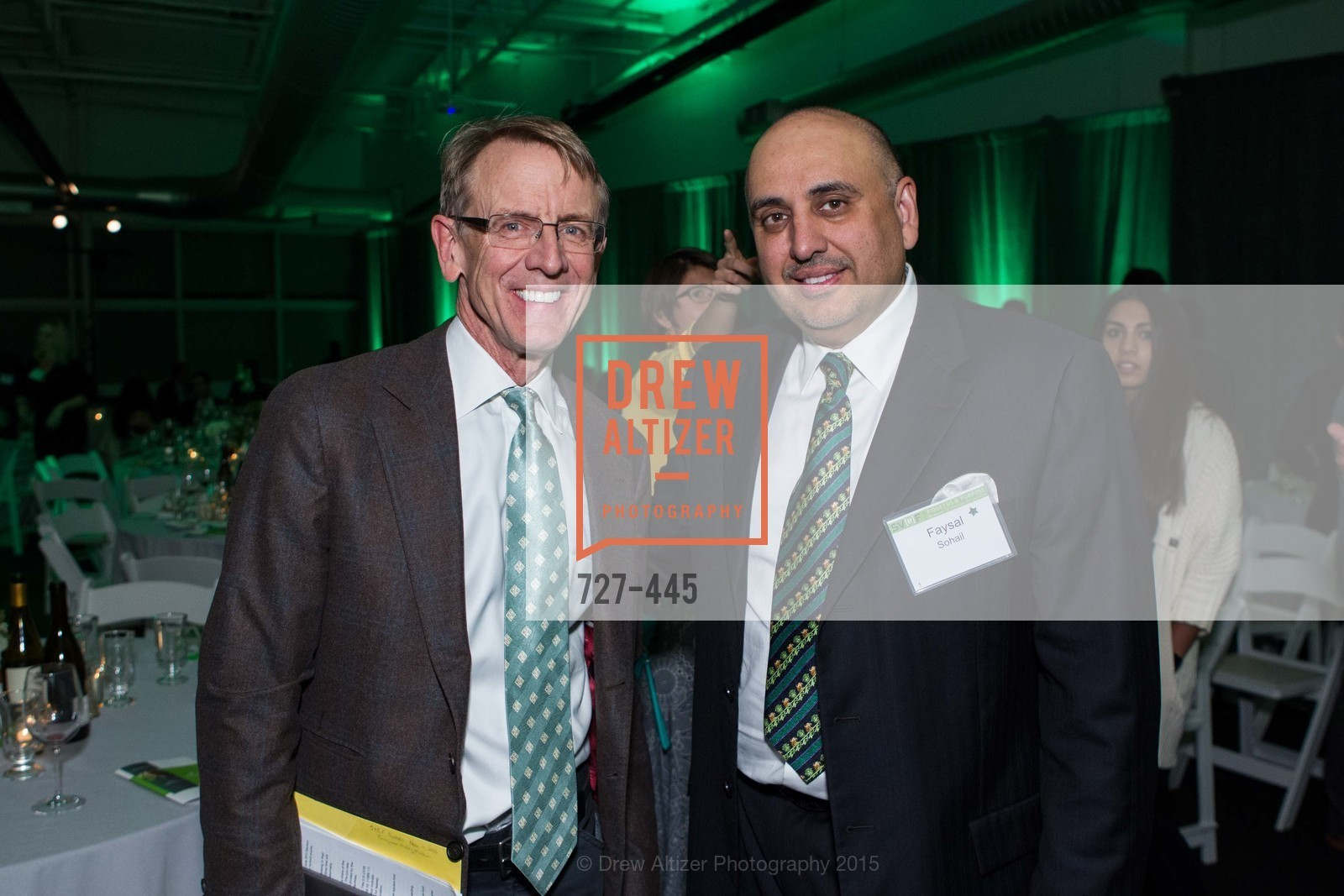 John Doerr, Faysal Sohail, Silicon Valley Education Foundation's PIONEERS & PURPOSE, Computer History Museum. 1401 N. Shoreline Blvd, November 4th, 2015,Drew Altizer, Drew Altizer Photography, full-service agency, private events, San Francisco photographer, photographer california