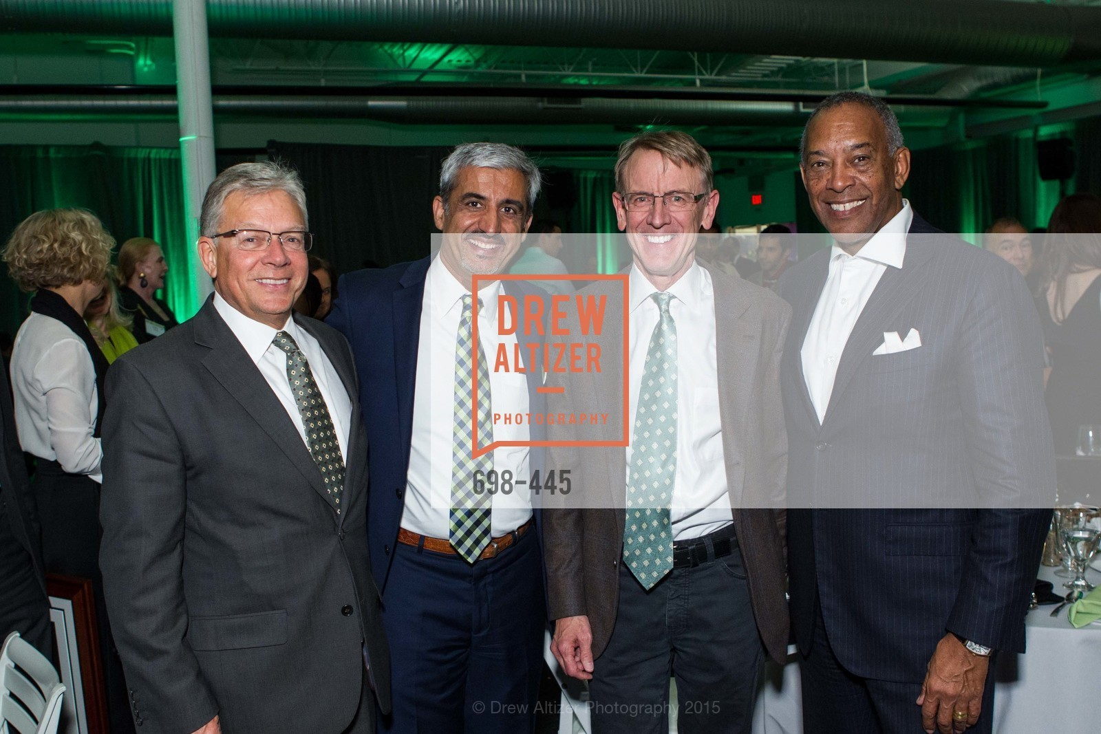 Paul Humphries, Muhammed Chaudhry, John Doerr, John W. Thompson, Silicon Valley Education Foundation's PIONEERS & PURPOSE, Computer History Museum. 1401 N. Shoreline Blvd, November 4th, 2015,Drew Altizer, Drew Altizer Photography, full-service agency, private events, San Francisco photographer, photographer california