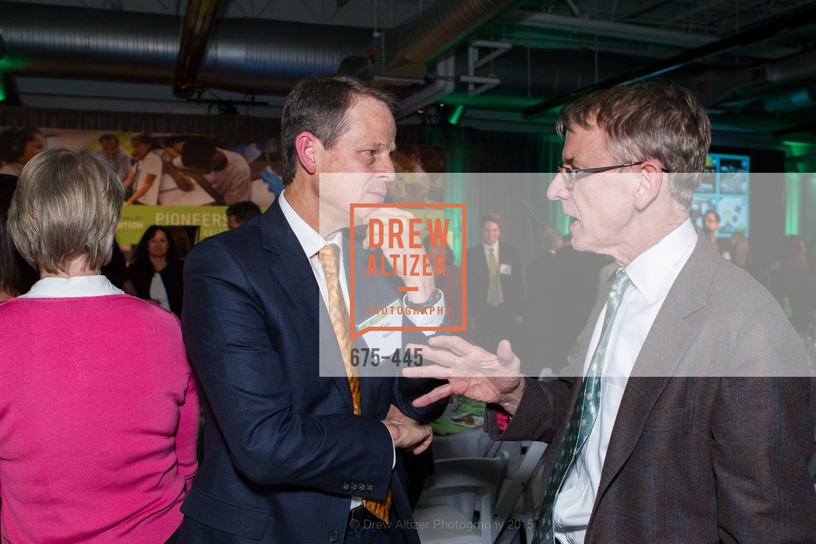Tim Ritchie, John Doerr, Silicon Valley Education Foundation's PIONEERS & PURPOSE, Computer History Museum. 1401 N. Shoreline Blvd, November 4th, 2015,Drew Altizer, Drew Altizer Photography, full-service agency, private events, San Francisco photographer, photographer california