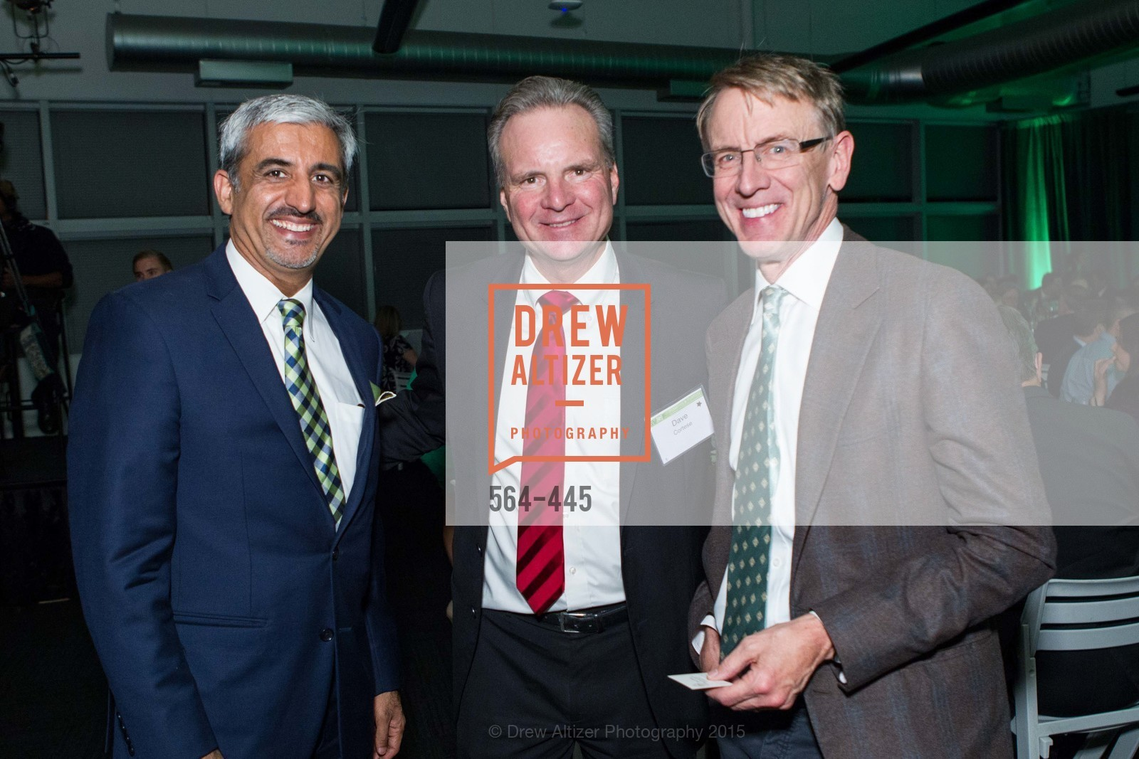 Muhammed Chaudhry, Dave Cortese, John Doerr, Silicon Valley Education Foundation's PIONEERS & PURPOSE, Computer History Museum. 1401 N. Shoreline Blvd, November 4th, 2015,Drew Altizer, Drew Altizer Photography, full-service event agency, private events, San Francisco photographer, photographer California