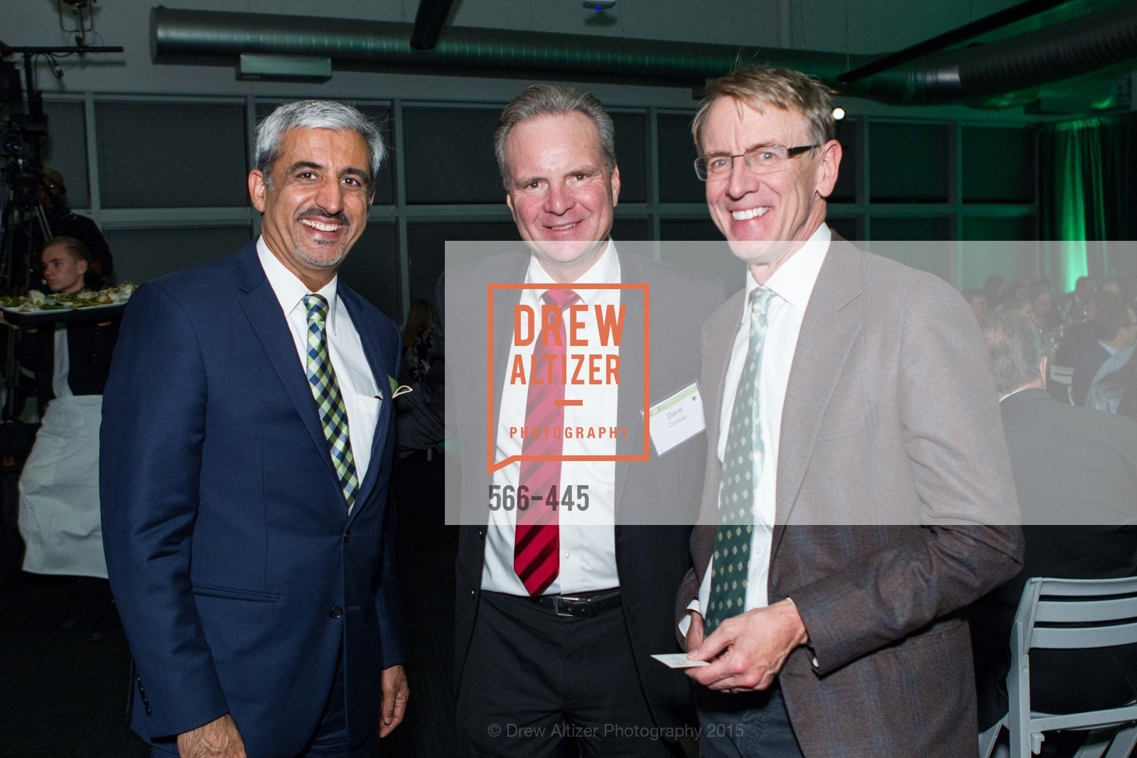 Muhammed Chaudhry, Dave Cortese, John Doerr, Silicon Valley Education Foundation's PIONEERS & PURPOSE, Computer History Museum. 1401 N. Shoreline Blvd, November 4th, 2015,Drew Altizer, Drew Altizer Photography, full-service agency, private events, San Francisco photographer, photographer california