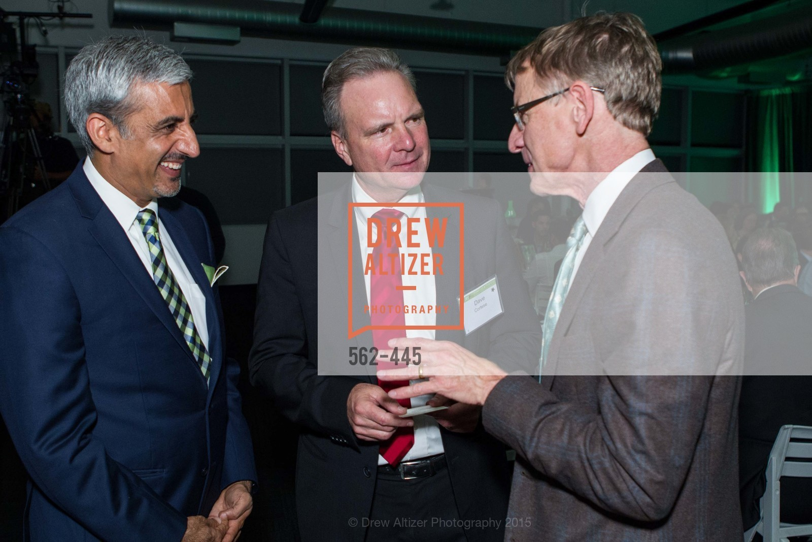 Muhammed Chaudhry, Dave Cortese, John Doerr, Silicon Valley Education Foundation's PIONEERS & PURPOSE, Computer History Museum. 1401 N. Shoreline Blvd, November 4th, 2015