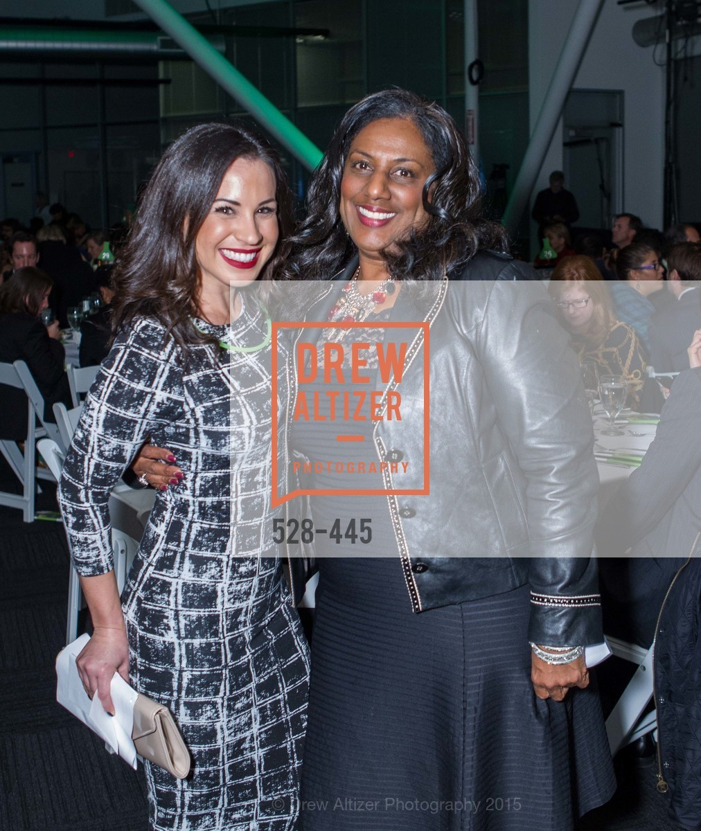 Veronica Gonzalez, Alexis Williams Patton, Silicon Valley Education Foundation's PIONEERS & PURPOSE, Computer History Museum. 1401 N. Shoreline Blvd, November 4th, 2015,Drew Altizer, Drew Altizer Photography, full-service agency, private events, San Francisco photographer, photographer california