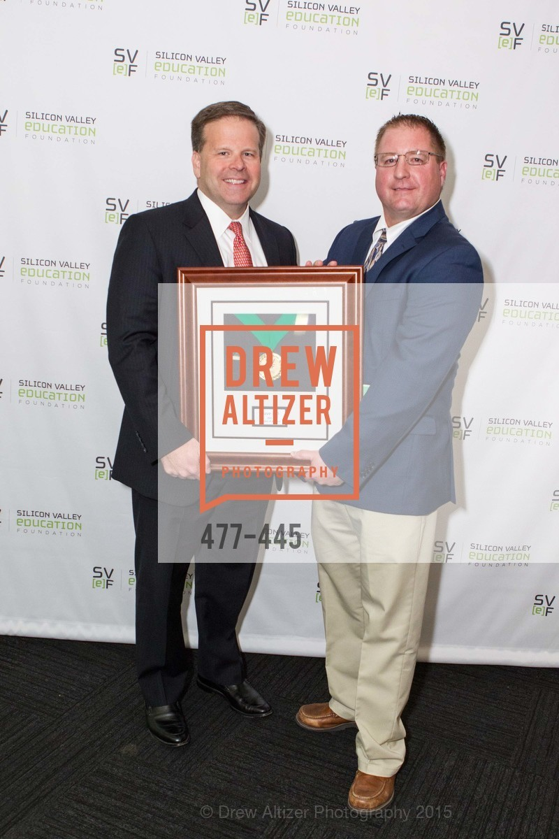 Jeff Rademann, David Hill, Silicon Valley Education Foundation's PIONEERS & PURPOSE, Computer History Museum. 1401 N. Shoreline Blvd, November 4th, 2015,Drew Altizer, Drew Altizer Photography, full-service agency, private events, San Francisco photographer, photographer california