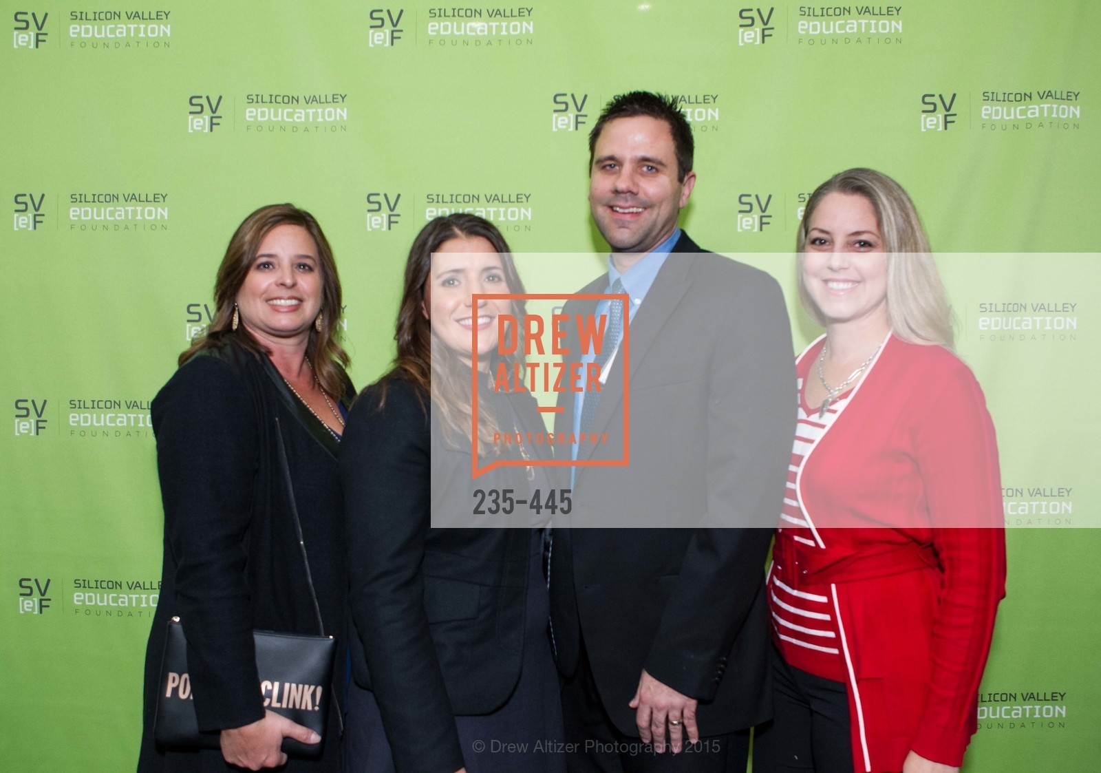 Laura Meusel, Michelle Link, Jeremiah Podczaszy, Judy Zaccheo, Silicon Valley Education Foundation's PIONEERS & PURPOSE, Computer History Museum. 1401 N. Shoreline Blvd, November 4th, 2015,Drew Altizer, Drew Altizer Photography, full-service agency, private events, San Francisco photographer, photographer california
