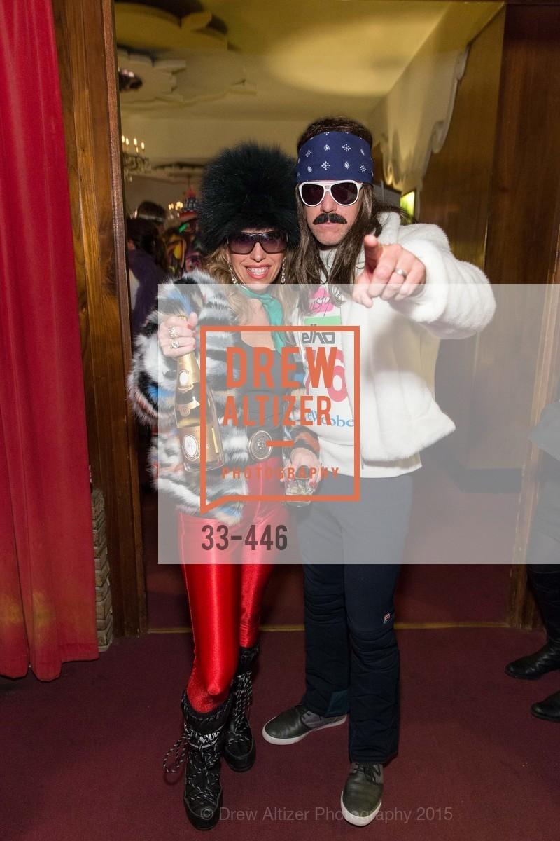 Christine Aylward, Trace Worthington, U.S. Ski and Snowboard Foundation's Snow Ball, Bimbo's 365 Club. 1025 Columbus Ave, November 7th, 2015