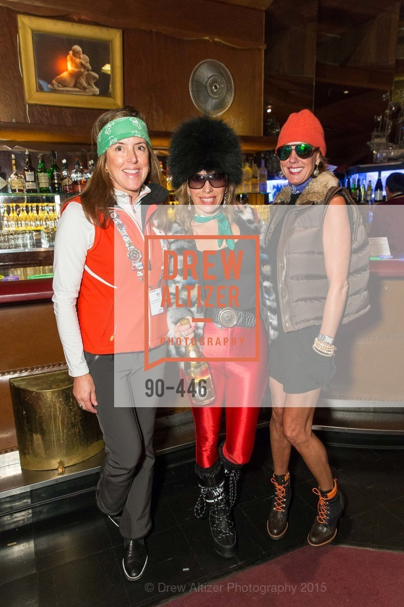 Liz Larned, Christine Aylward, Marybess Willard, U.S. Ski and Snowboard Foundation's Snow Ball, Bimbo's 365 Club. 1025 Columbus Ave, November 7th, 2015,Drew Altizer, Drew Altizer Photography, full-service agency, private events, San Francisco photographer, photographer california