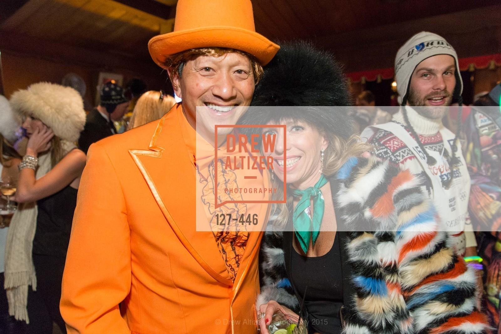 Geoff Yang, Christine Aylward, U.S. Ski and Snowboard Foundation's Snow Ball, Bimbo's 365 Club. 1025 Columbus Ave, November 7th, 2015,Drew Altizer, Drew Altizer Photography, full-service agency, private events, San Francisco photographer, photographer california