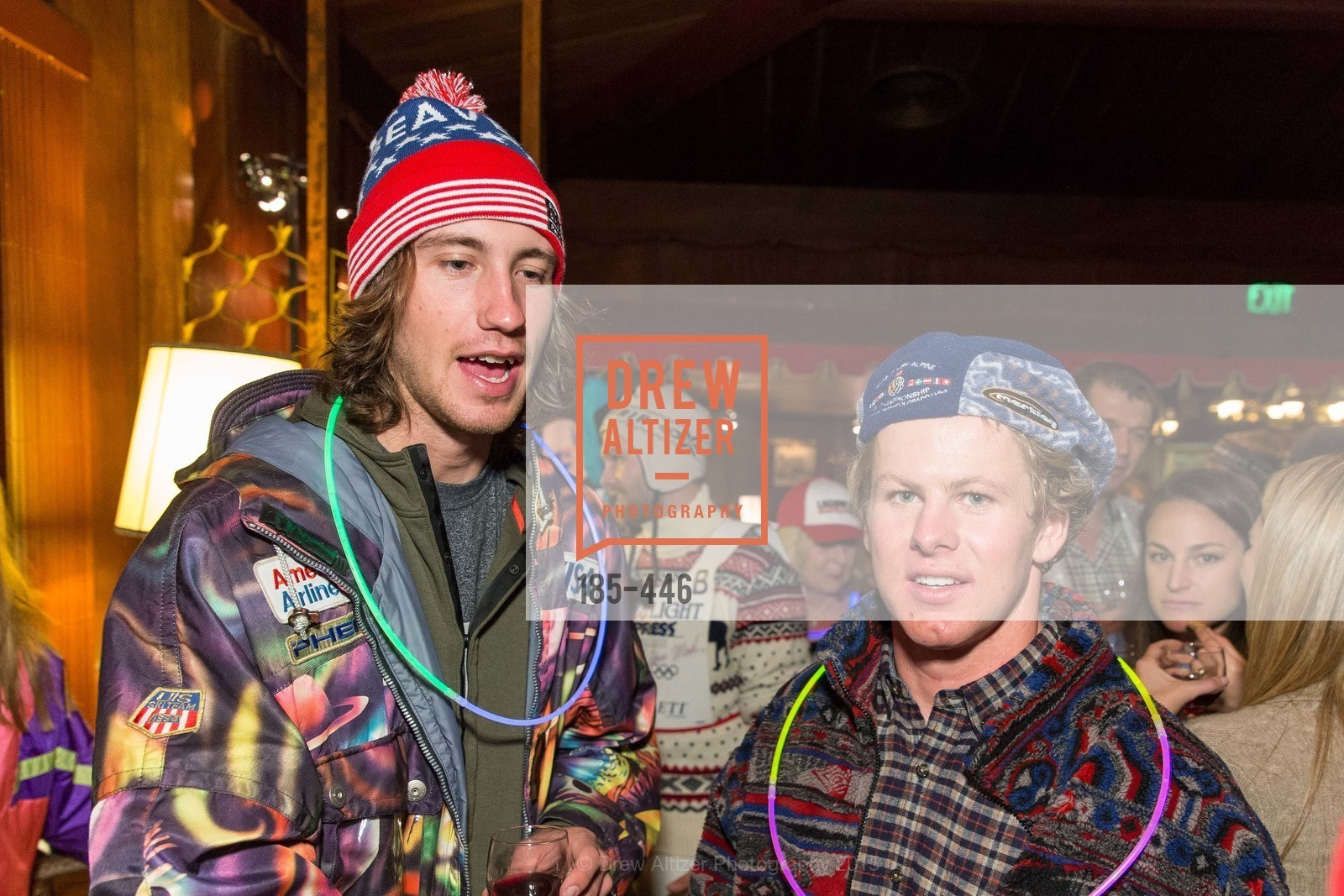 Bryce Bennett, Erik Arvidsson, U.S. Ski and Snowboard Foundation's Snow Ball, Bimbo's 365 Club. 1025 Columbus Ave, November 7th, 2015,Drew Altizer, Drew Altizer Photography, full-service event agency, private events, San Francisco photographer, photographer California