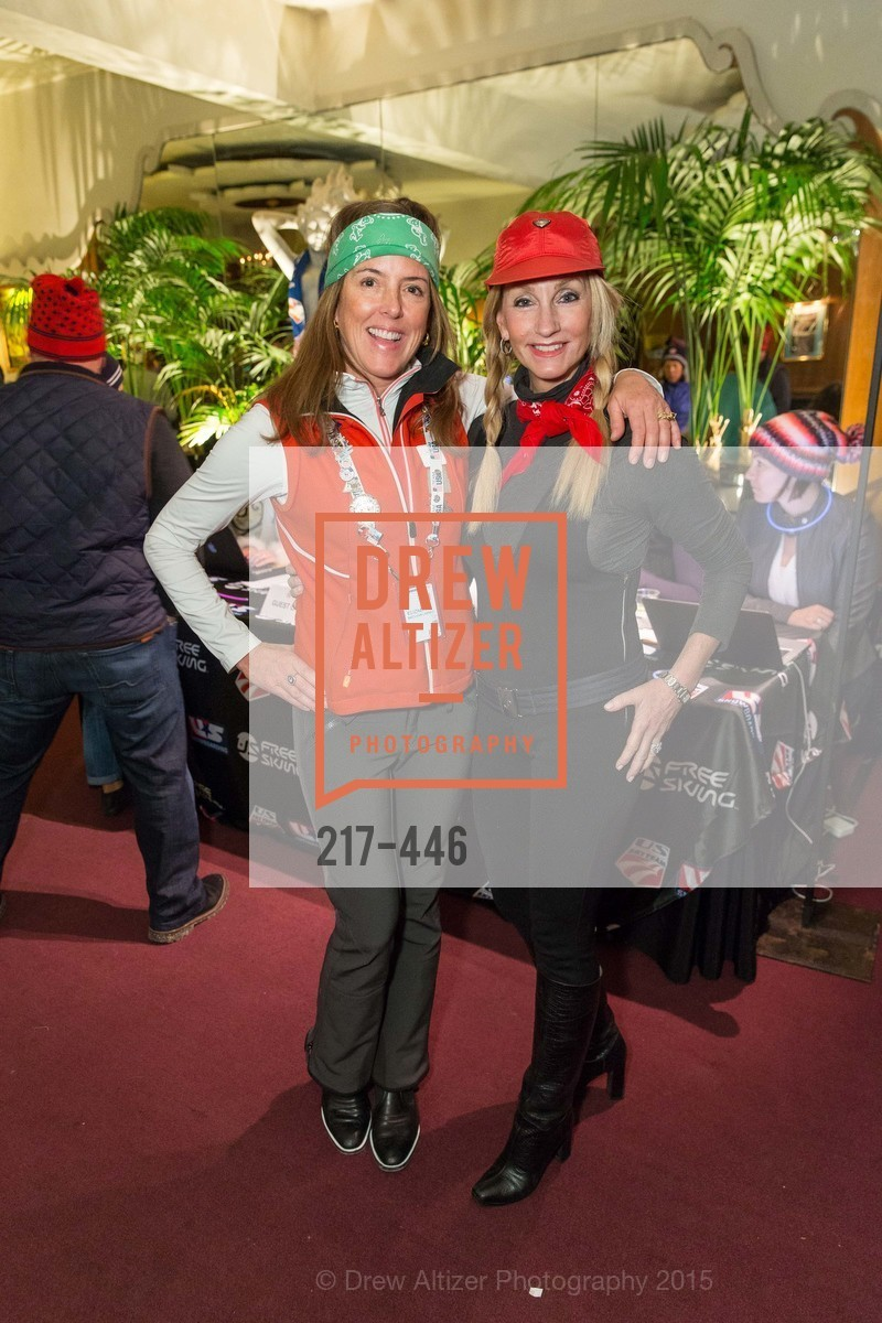 Liz Larned, Jeannie Harris, U.S. Ski and Snowboard Foundation's Snow Ball, Bimbo's 365 Club. 1025 Columbus Ave, November 7th, 2015,Drew Altizer, Drew Altizer Photography, full-service agency, private events, San Francisco photographer, photographer california