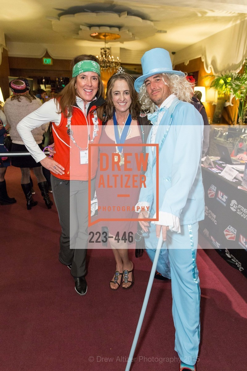 Liz Larned, Tamara McKinney, Jonny Moseley, U.S. Ski and Snowboard Foundation's Snow Ball, Bimbo's 365 Club. 1025 Columbus Ave, November 7th, 2015,Drew Altizer, Drew Altizer Photography, full-service agency, private events, San Francisco photographer, photographer california