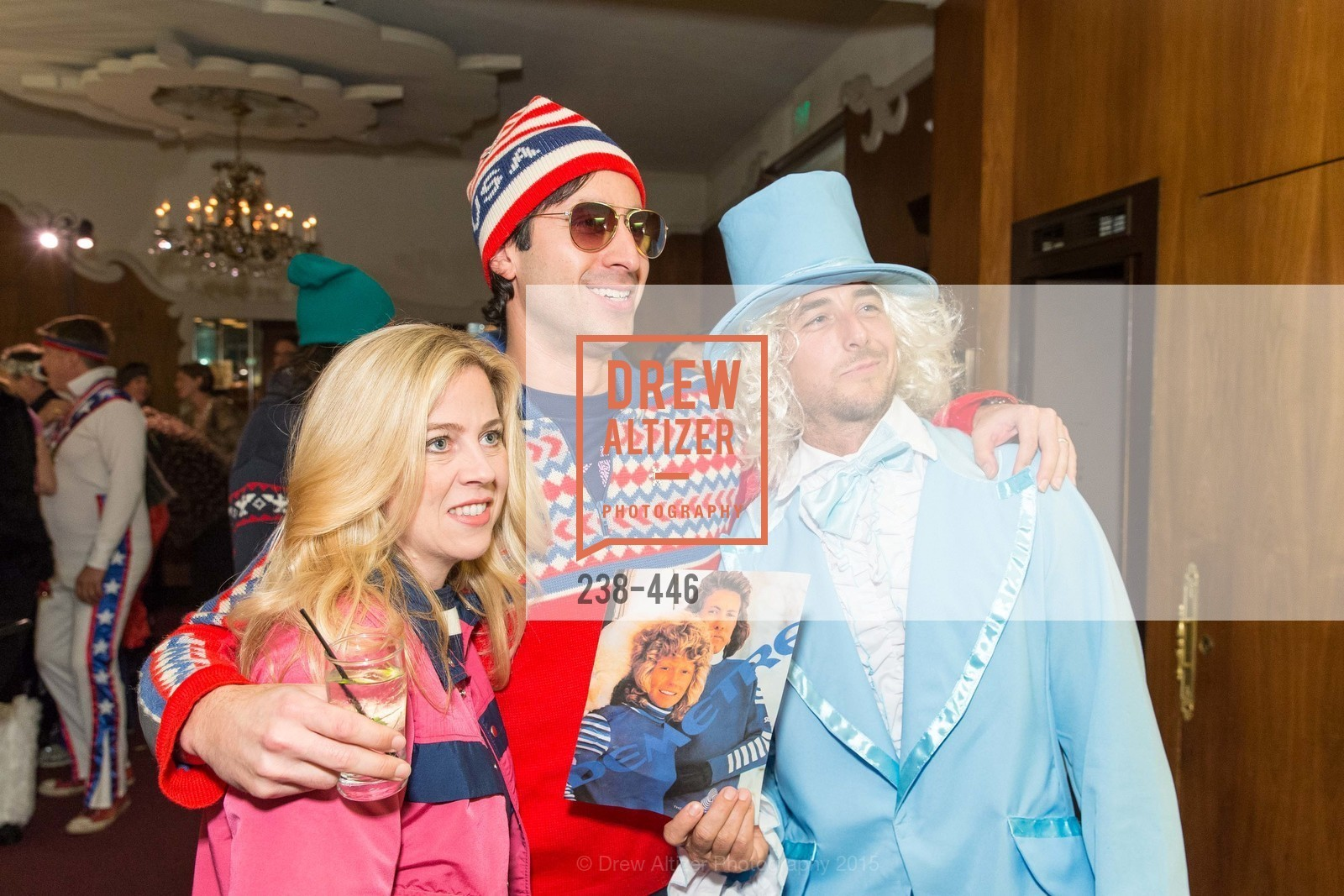 Catherine Dowling, Marc Axelbaum, Jonny Moseley, U.S. Ski and Snowboard Foundation's Snow Ball, Bimbo's 365 Club. 1025 Columbus Ave, November 7th, 2015,Drew Altizer, Drew Altizer Photography, full-service agency, private events, San Francisco photographer, photographer california