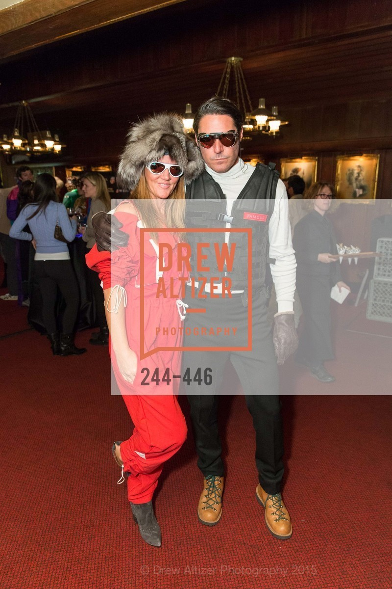 Jen Wick, Will Wick, U.S. Ski and Snowboard Foundation's Snow Ball, Bimbo's 365 Club. 1025 Columbus Ave, November 7th, 2015,Drew Altizer, Drew Altizer Photography, full-service agency, private events, San Francisco photographer, photographer california