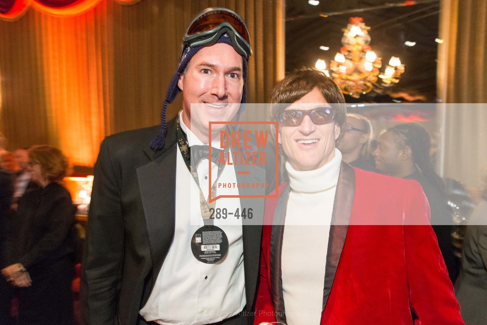 Andy Kelly, Tod Francis, U.S. Ski and Snowboard Foundation's Snow Ball, Bimbo's 365 Club. 1025 Columbus Ave, November 7th, 2015,Drew Altizer, Drew Altizer Photography, full-service event agency, private events, San Francisco photographer, photographer California