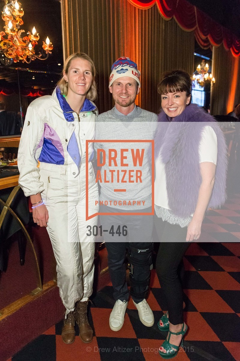 Lindsay Cone, Greg Brockway, Ana Brockway, U.S. Ski and Snowboard Foundation's Snow Ball, Bimbo's 365 Club. 1025 Columbus Ave, November 7th, 2015,Drew Altizer, Drew Altizer Photography, full-service agency, private events, San Francisco photographer, photographer california
