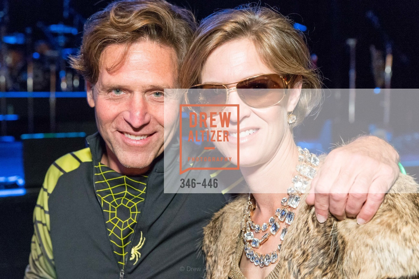 Howard Rosenfeld, Claire Alt, U.S. Ski and Snowboard Foundation's Snow Ball, Bimbo's 365 Club. 1025 Columbus Ave, November 7th, 2015,Drew Altizer, Drew Altizer Photography, full-service agency, private events, San Francisco photographer, photographer california