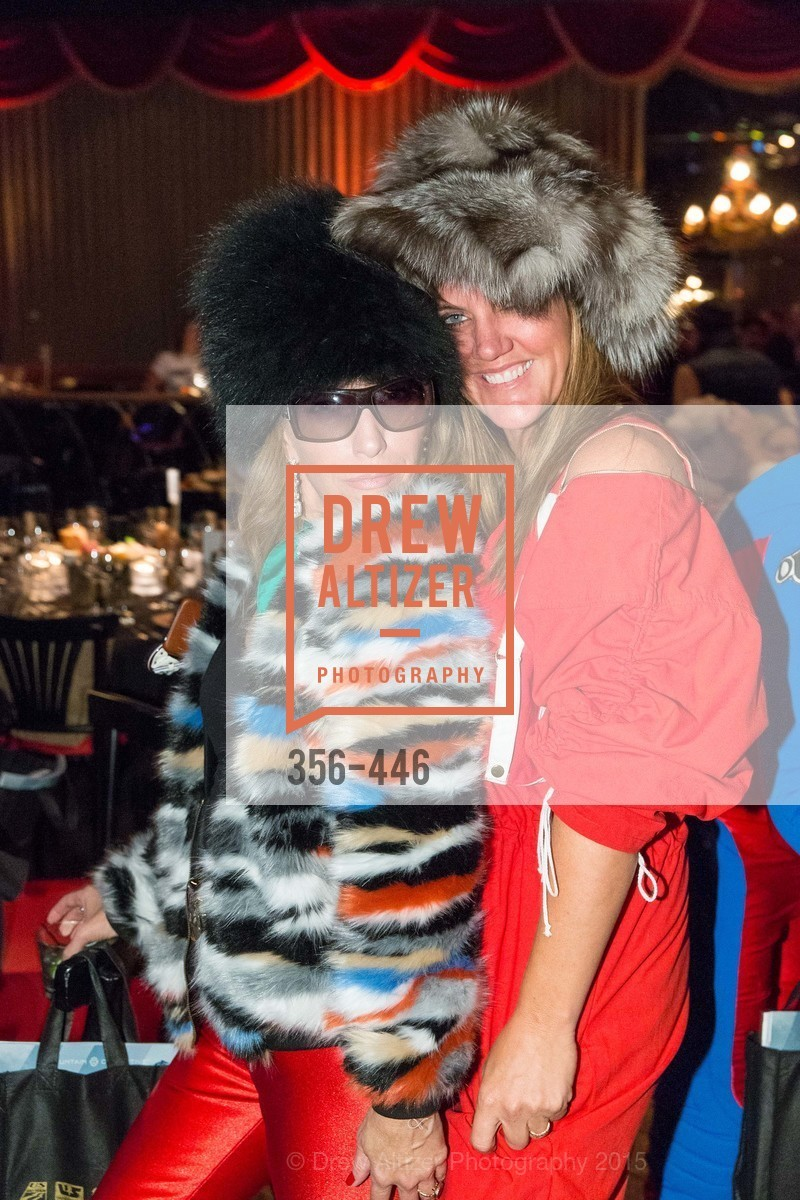 Christine Aylward, Jen Wick, U.S. Ski and Snowboard Foundation's Snow Ball, Bimbo's 365 Club. 1025 Columbus Ave, November 7th, 2015,Drew Altizer, Drew Altizer Photography, full-service agency, private events, San Francisco photographer, photographer california