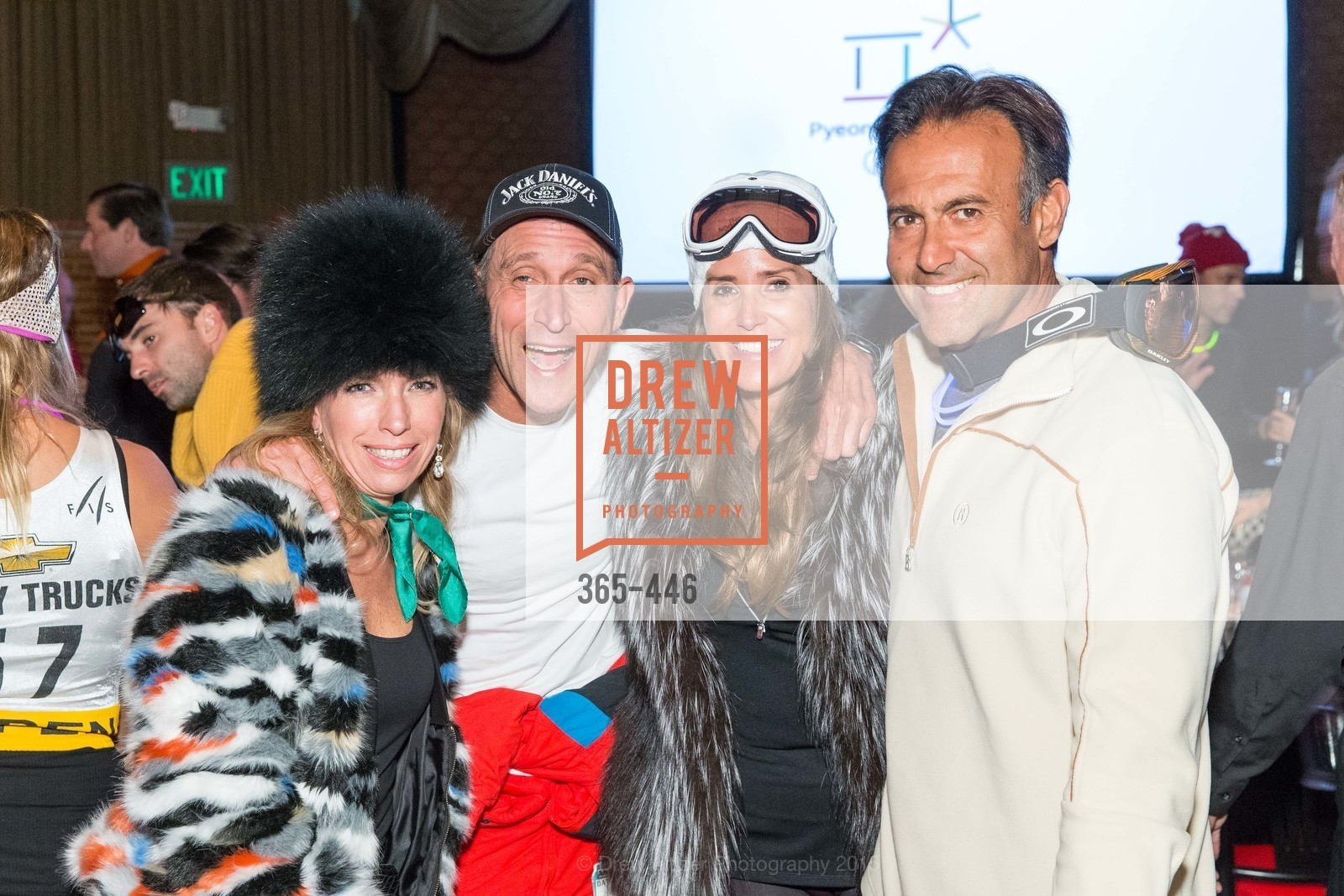 Christine Aylward, Jeff Block, Danielle Boutros, George Boutros, U.S. Ski and Snowboard Foundation's Snow Ball, Bimbo's 365 Club. 1025 Columbus Ave, November 7th, 2015,Drew Altizer, Drew Altizer Photography, full-service agency, private events, San Francisco photographer, photographer california