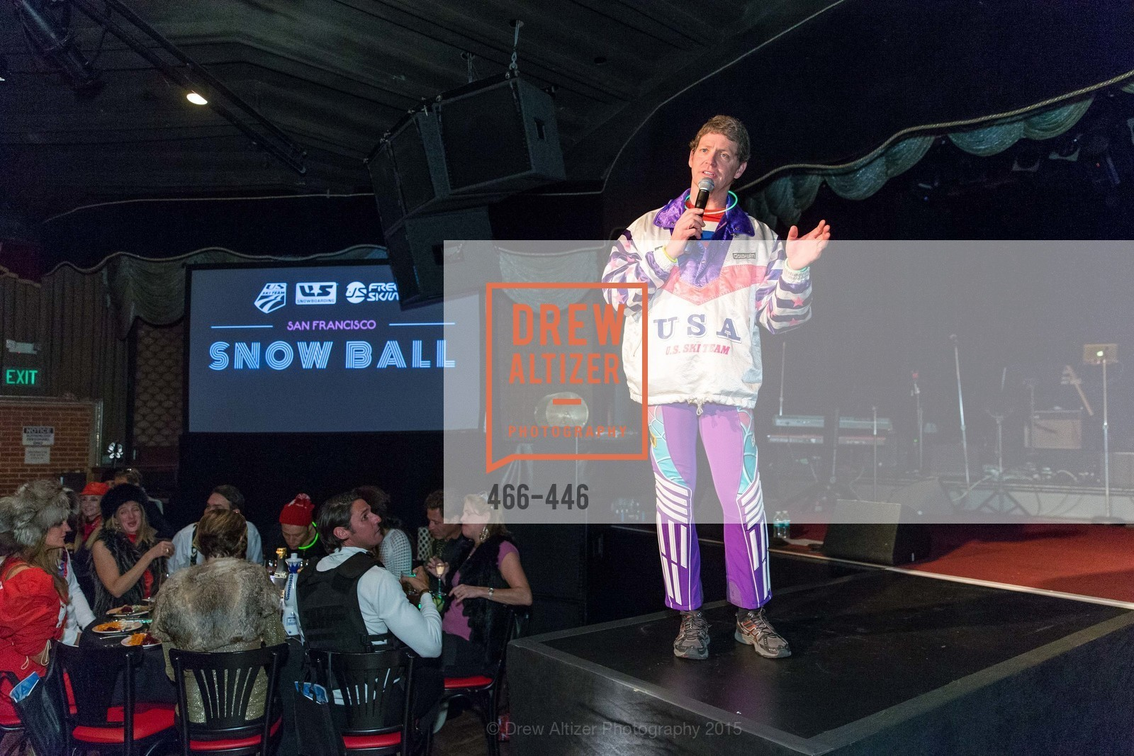Ira Shaw, U.S. Ski and Snowboard Foundation's Snow Ball, Bimbo's 365 Club. 1025 Columbus Ave, November 7th, 2015,Drew Altizer, Drew Altizer Photography, full-service agency, private events, San Francisco photographer, photographer california