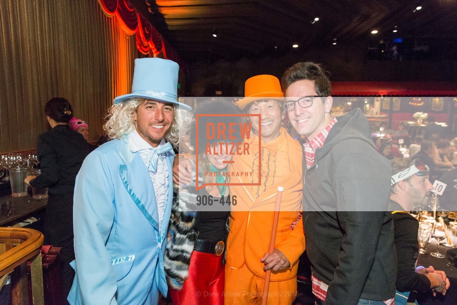 Jonny Moseley, Christine Aylward, Geoff Yang, Dave Morin, U.S. Ski and Snowboard Foundation's Snow Ball, Bimbo's 365 Club. 1025 Columbus Ave, November 7th, 2015,Drew Altizer, Drew Altizer Photography, full-service agency, private events, San Francisco photographer, photographer california