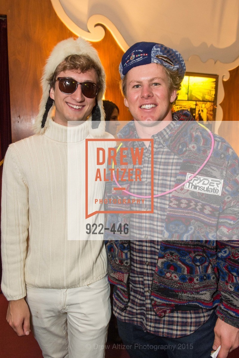 Taylor Francis, Erik Arvidsson, U.S. Ski and Snowboard Foundation's Snow Ball, Bimbo's 365 Club. 1025 Columbus Ave, November 7th, 2015,Drew Altizer, Drew Altizer Photography, full-service agency, private events, San Francisco photographer, photographer california