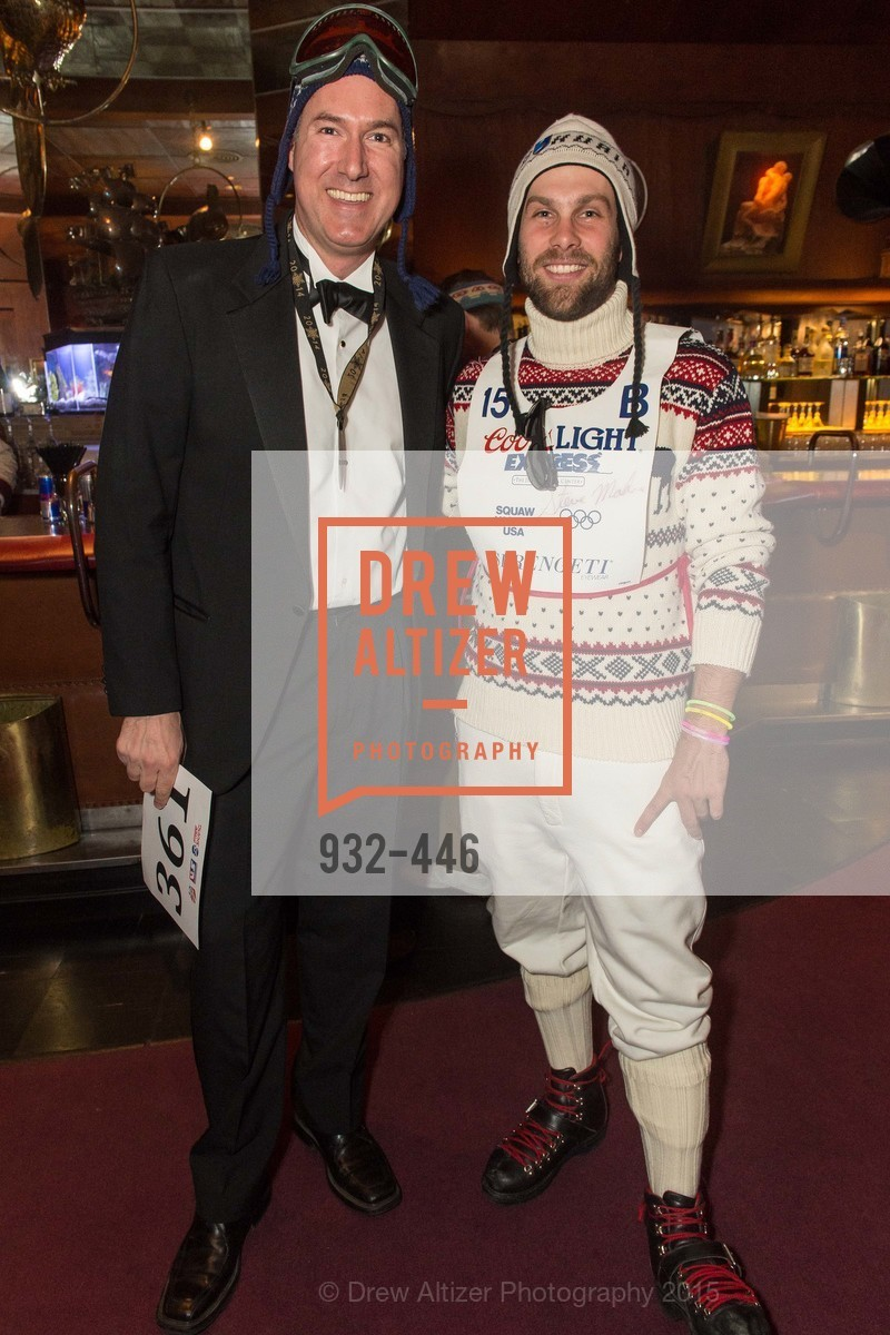 Andy Kelly, Travis Ganong, U.S. Ski and Snowboard Foundation's Snow Ball, Bimbo's 365 Club. 1025 Columbus Ave, November 7th, 2015,Drew Altizer, Drew Altizer Photography, full-service agency, private events, San Francisco photographer, photographer california