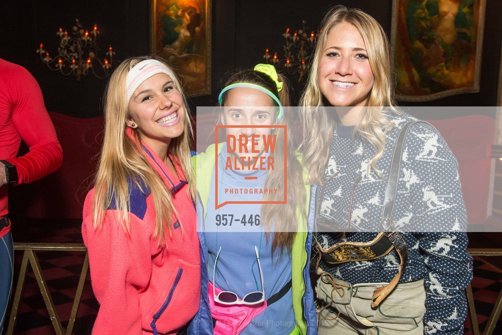 Kiera DeGross, Maddie Bowman, K.C. Oakley, U.S. Ski and Snowboard Foundation's Snow Ball, Bimbo's 365 Club. 1025 Columbus Ave, November 7th, 2015,Drew Altizer, Drew Altizer Photography, full-service agency, private events, San Francisco photographer, photographer california