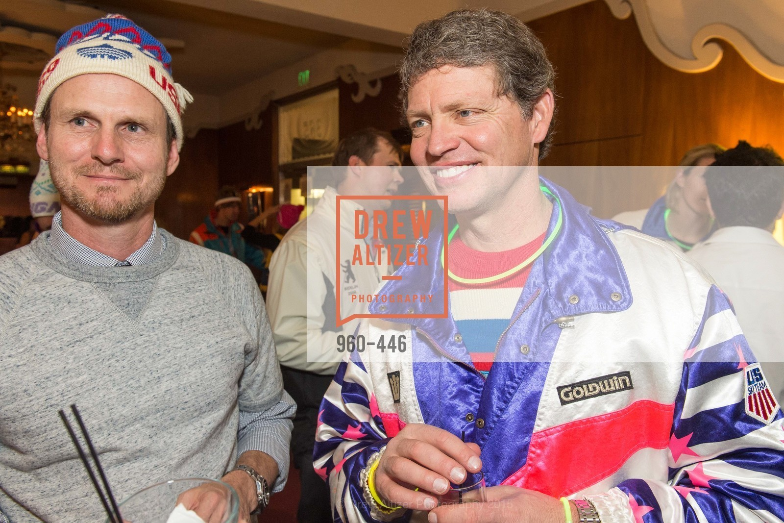 Greg Brockway, Ira Shaw, U.S. Ski and Snowboard Foundation's Snow Ball, Bimbo's 365 Club. 1025 Columbus Ave, November 7th, 2015,Drew Altizer, Drew Altizer Photography, full-service agency, private events, San Francisco photographer, photographer california
